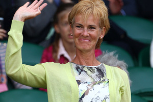 Judy Murray. Photo / Getty Images