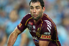 Queensland skipper Cameron Smith. Photo / Getty Images
