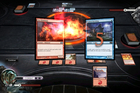 A scene from Magic: Duels of the Planeswalkers 2013. Photo / Supplied