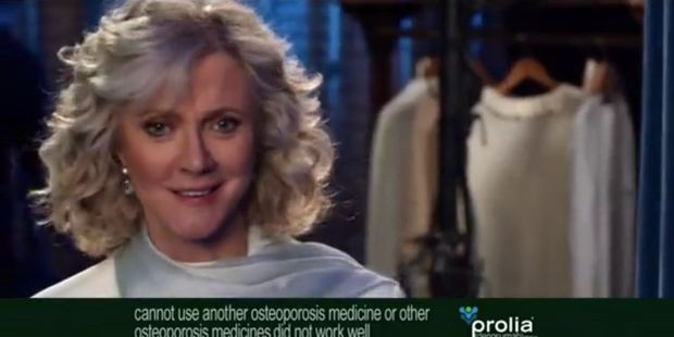 Blythe Danner tells you all about it. Photo / Supplied