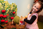 Go green with knitted fruits and veges at the Waikato Museum these holidays. Photo / Thinkstock