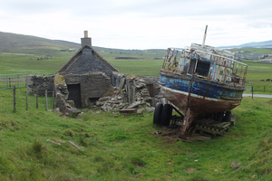 The Shetlands, rich in oil revenue, would be a gain if they joined independent Scotland.