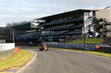 The raceway will be upgraded for V8 Supercars' return. Photo / Doug Sherring