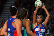 Maria Tutaia of the Mystics. Photo / Getty Images.