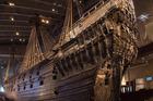 The 333-year-old warship Vasa was raised in remarkably good condition and sits in a purpose-built museum in Stockholm. Photo / Supplied