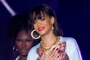 Rihanna. Photo / AP