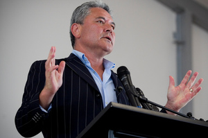 Waipareira Trust's chief executive John Tamihere. Photo / Natalie Slade