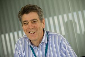 Telecom boss Paul Reynolds. Photo / Paul Estcourt