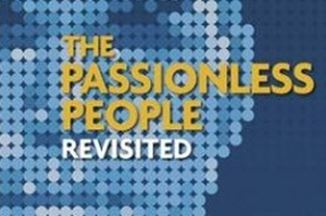 Book cover of The Passionless People Revisited. Photo / Supplied