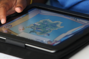 Parua Bay School in Northland will be unable to use their new iPad. Photo / Joel Ford