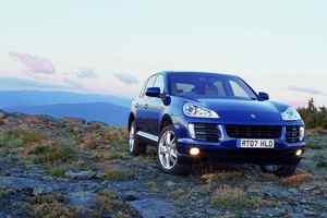 Sales of Porsche's Cayenne SUVs have surged. Photo / Supplied