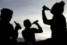 Many teenagers use fake IDs to flaunt the drinking age laws. Photo / APN