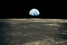 Photos of the Earth taken from space missions in the 1960s made our planet appear strong rather than helpless in the face of man's influence. Photo / Nasa