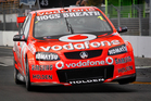 Jamie Whincup is topping the table after six rounds with 1494 points. Photo / Getty Images