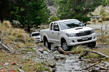 The top selling vehicle in New Zealand during June was the Toyota Hilux, with 676 sold. Photo / Supplied