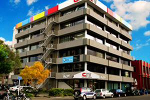 The CTV Building. Photo / supplied