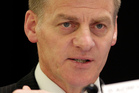Bill English says the global environment remains uncertain. Photo / Mark Mitchell