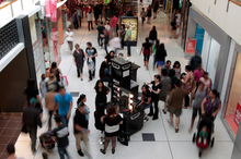 Westfield wants to double the size of its St Lukes mall.  Photo / Richard Robinson