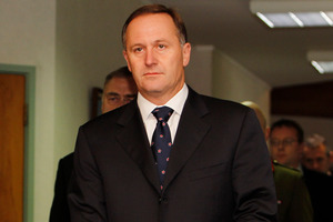 Prime Minister John Key. Photo / NZPA