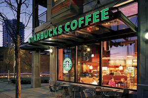 Restaurant Brands' franchises include Starbucks. Photo / Supplied