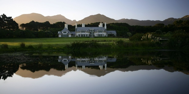 American billionaire Bill Foley can now buy a further 25 per cent of the shares in Wharekauhau Country Estate. Photo / Supplied