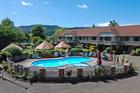 The SilverOaks Resort Heritage in Rotorua.