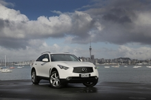 Infiniti FX50S