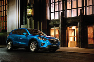 Mazda is increasing production capacity of its new CX-5 to meet the increasing demand for the CX-5 globally.