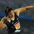 Val Adams - shot put. Photo / Getty Images