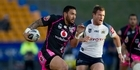 View: Top images: Warriors v Cowboys