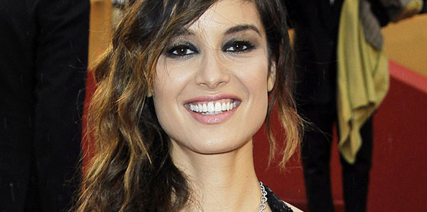 Berenice Marlohe is keeping her clothes on in the new James Bond film, Skyfall. Photo / AP