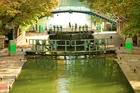 Built to carry drinking water in the early 19th century, Canal Saint-Martin now carries tourists. Photo / Thinkstock