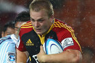 New All Black flanker Sam Cane will start for the Chiefs against the Crusaders on Friday night. Photo / Getty Images.
