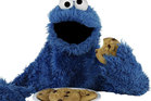 Cookie Monster says Tim Tams might be his new favourite biscuit. Photo / Supplied