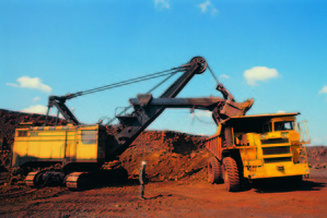 There is ample dispute as to what the value might be to the economy of large-scale mining.  Photo / Thinkstock