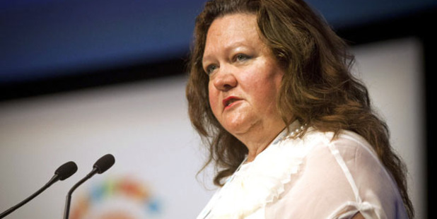 The world's richest woman has dumped 86.5 million shares in Fairfax Media. Photo / File