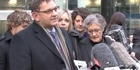 Watch: Guy trial: Scott Guy's family react to verdict