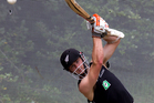 Kane Williamson will become New Zealand's youngest ODI captain on Friday. Photo / Brett Phibbs