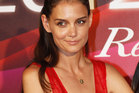 Katie Holmes is reportedly worried she's being followed by Scientologists. Photo / AP