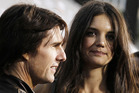 Katie Holmes has filed for divorce from Tom Cruise. Photo / AP