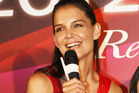Katie Holmes says she's feeling sexier than ever, and hinted at entering a 'new phase' of her life, in an interview that took place before her split from Tom Cruise.  Photo / AP