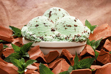 Mint adds that extra refreshing touch to even the coolest of recipes. Photo / Thinkstock