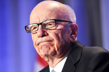 Rupert Murdoch says Scientologists are 'creepy' and 'evil'.  Photo / AP