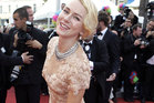 Naomi Watts is diving head first into her role as Princess Diana. Photo / AP