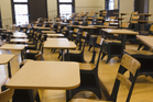 Latest figures show 7.5 students in 1000 were expelled from schools last year - down from 12.5 in 2007. Photo / Thinkstock