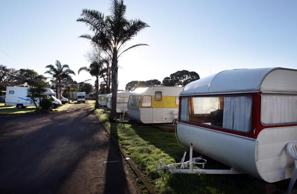The council has decided not to renew the lease for Takapuna Beach Holiday Park.