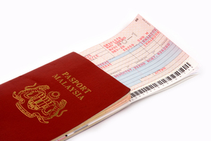 A growing number of identity fraudsters are using fake Malaysian passports. Photo / Thinkstock