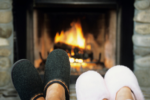 Heaters, wood burners and gas fireplaces are flying out the doors. Photo / Thinkstock