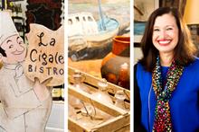 La Cigale founder Elizabeth Lind lives with a certain joie de vivre that allows her to pursue her passions. Her latest project is a cookbook titled, La Cigale. Photo / Babiche Martens