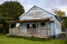 A trust has been established to try to reclaim the closed Orauta School. Photo / Steven McNicholl